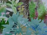 """Watercolor 22 x 30"""" unframed"""